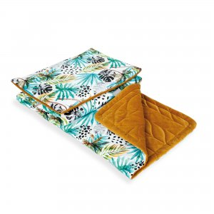 Baby blanket (75x100) + pillow (30x40) Palmas